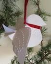 Kids Christmas Crafts Dove
