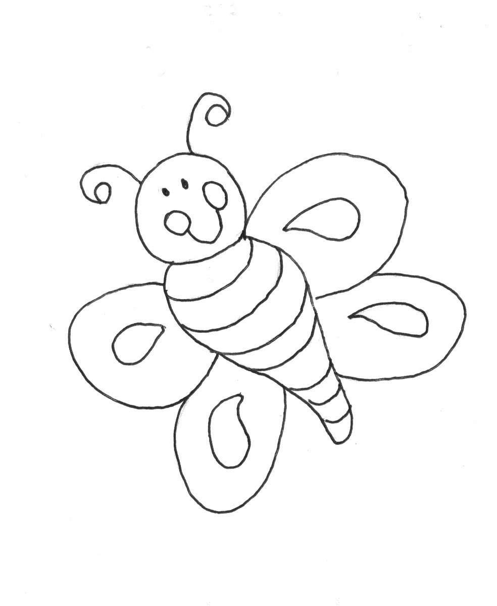 free printable kids coloring pages - Printable Kid Coloring Pages