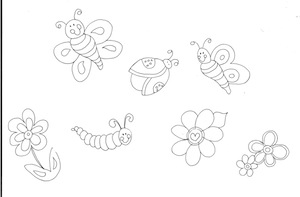 free printable kids coloring pages for spring - Printables Kids