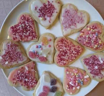 Valentine Recipes For Kids